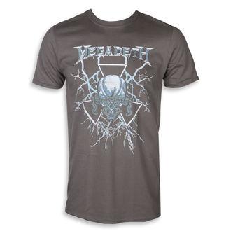 Herren T-Shirt Metal Megadeth - ELEC VIC - PLASTIC HEAD, PLASTIC HEAD, Megadeth