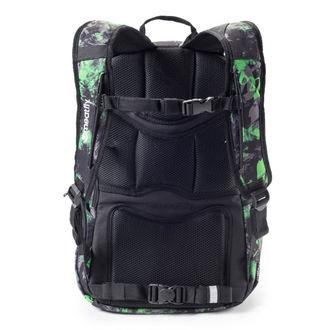 Rucksack MEATFLY - Basejumper 3 -  H Tilt Green, MEATFLY