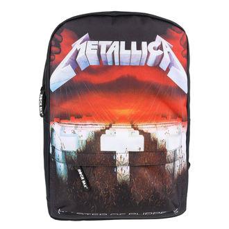 Rucksack METALLICA - MASTER OF PUPPETS - KLASSISCH, NNM, Metallica