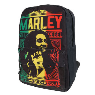 Rucksack BOB MARLEY - ROOTS ROCK REGGAE -CLASSIC, Bob Marley