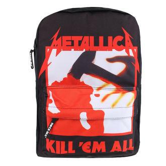 Rucksack METALLICA - KILL EM ALL - KLASSISCH, NNM, Metallica