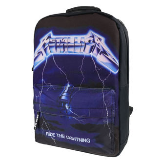 Rucksack METALLICA - RIDE THE LIGHTNING - CLASSIC, Metallica