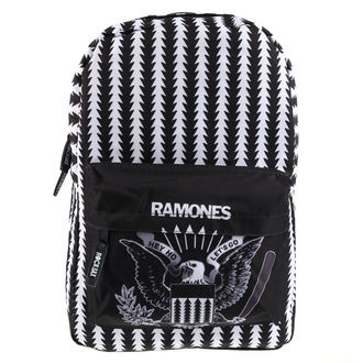 Rucksack RAMONES - LETS GO CREST - CLASSIC, Ramones