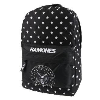 Rucksack RAMONES - STAR SEAL - CLASSIC, Ramones