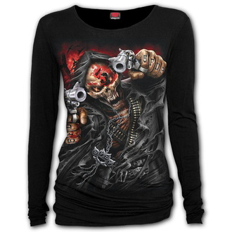 Damen T-Shirt Metal Five Finger Death Punch - Five Finger Death Punch - SPIRAL, SPIRAL, Five Finger Death Punch