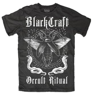 Herren T-Shirt - Occult Ritual - BLACK CRAFT, BLACK CRAFT