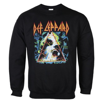 Herren Sweatshirt Def Leppard - Hysteria - LOW FREQUENCY, LOW FREQUENCY, Def Leppard