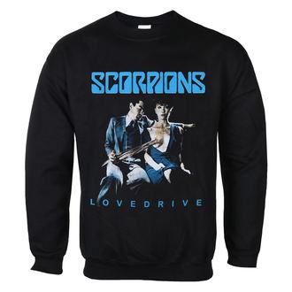 Herren Sweatshirt Scorpions - Lovedrive - LOW FREQUENCY, LOW FREQUENCY, Scorpions