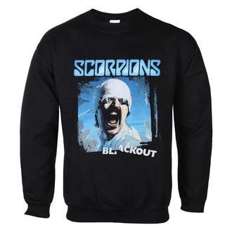 Herren Sweatshirt Scorpions - Blackout - LOW FREQUENCY, LOW FREQUENCY, Scorpions