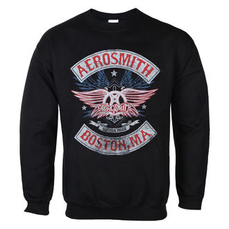 Herren Sweatshirt Aerosmith - Boston Pride - LOW FREQUENCY, LOW FREQUENCY, Aerosmith