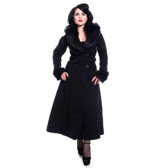 Damen Mantel Rockabella - BIANCA - SCHWARZ, ROCKABELLA