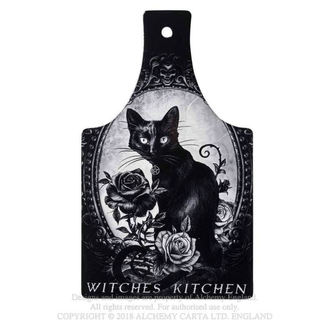 Deko Servierplatte ALCHEMY GOTHIC - Witches Kitchen, ALCHEMY GOTHIC