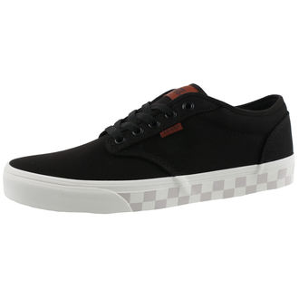 Herren Low Sneaker - ATWOOD (CHECK FOX) - VANS, VANS