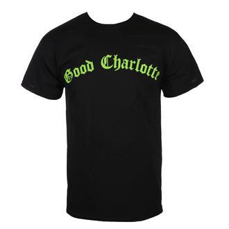 Herren T-Shirt Metal Good Charlotte - RECREATE 3 - BRAVADO, BRAVADO, Good Charlotte