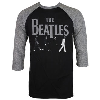 Herren 3/4 Arm Shirt Beatles - ABBEY - BRAVADO, BRAVADO, Beatles