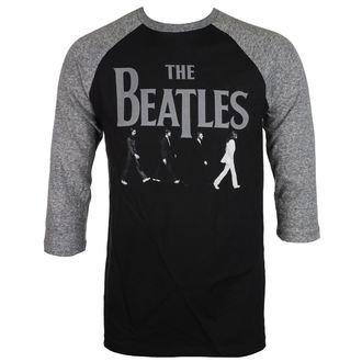 Herren 3/4 Arm Shirt Beatles - ABBEY - BRAVADO