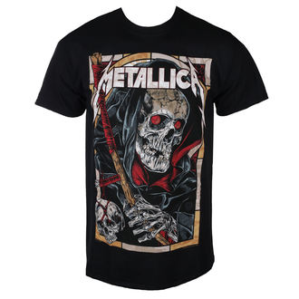 Herren T-Shirt Metal Metallica - Death Reaper Black -, NNM, Metallica