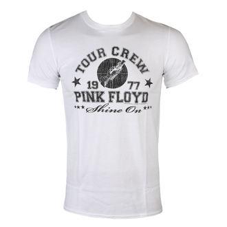 Herren T-Shirt Metal Pink Floyd - tour crew 1977 - LOW FREQUENCY, LOW FREQUENCY, Pink Floyd