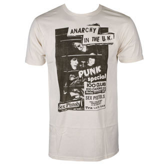 Herren T-Shirt Metal Sex Pistols - 100 CLUB PUNK - BRAVADO, BRAVADO, Sex Pistols