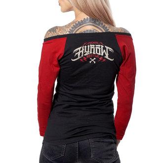 Damen Langarmshirt Hardcore - BEHIND - HYRAW, HYRAW