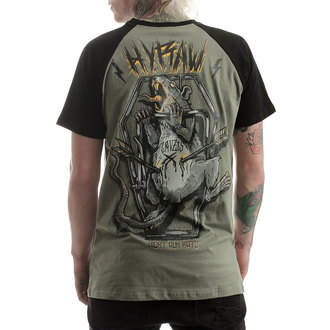 Herren T-Shirt Hardcore - OLD MEN - HYRAW