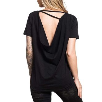 Damen T-Shirt Hardcore - BURNING LOVE SCOOP - SULLEN, SULLEN
