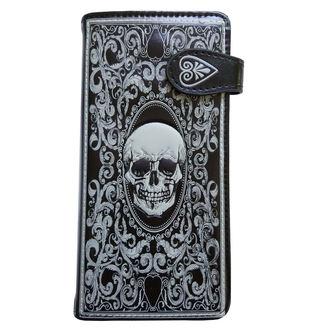 Geldbörse Schädel Skull Tarot, NNM
