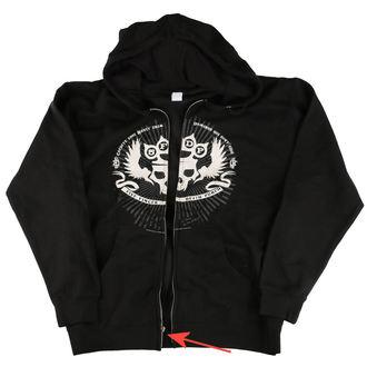 kapuzenpullover herren Five Finger Death Punch - Knuckle Skull - BRAVADO, BRAVADO, Five Finger Death Punch