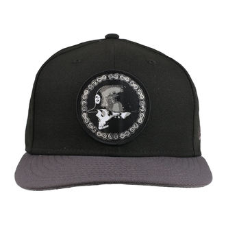 Kappe Cap METAL MULISHA - CHAIN GANG FITTE, METAL MULISHA