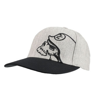 Kappe Cap METAL MULISHA - CREEP BLK, METAL MULISHA