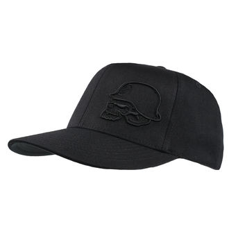 Kappe Cap METAL MULISHA - STAPLE BLK, METAL MULISHA