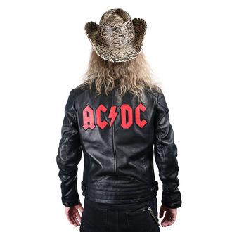 Lederjacke AC-DC - LNTC BLACK -, NNM, AC-DC