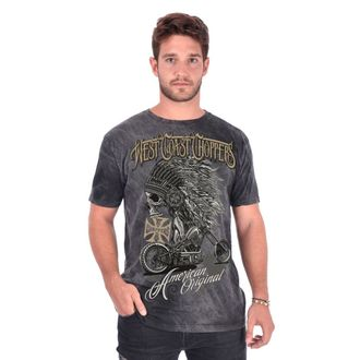 Herren T-Shirt - CHIEF - West Coast Choppers, West Coast Choppers