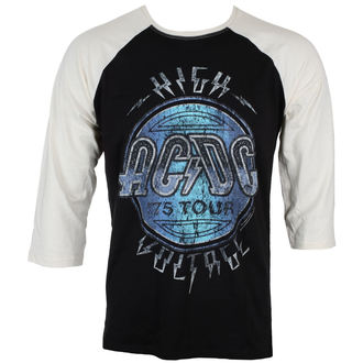 Herren T-Shirt Metal AC-DC - HIGH VOLTAGE - LIVE NATION, LIVE NATION, AC-DC