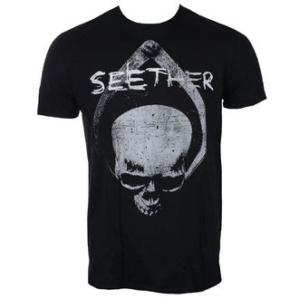 Herren T-Shirt Metal Seether - SKULL - LIVE NATION, LIVE NATION, Seether