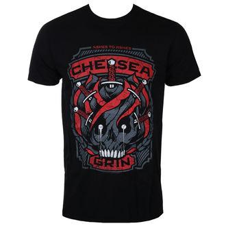 Herren T-Shirt Metal Chelsea Grin - ASHES - LIVE NATION, LIVE NATION, Chelsea Grin
