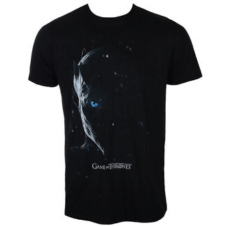 Herren T-Shirt Film Game of Thrones - WHITE WALKER - LIVE NATION, LIVE NATION