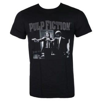 Herren T-Shirt Film Pulp Fiction - VENGEANCE - LIVE NATION, LIVE NATION