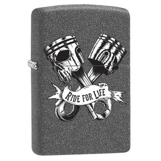 Feuerzeug ZIPPO - RIDE FOR LIFE, ZIPPO
