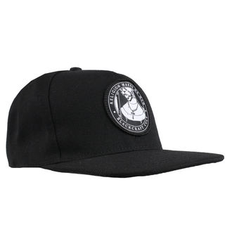 Kappe Cap BLACK CRAFT - Gag Order, BLACK CRAFT