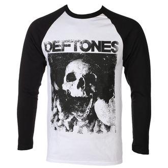 Herren Longsleeve Deftones - SKULL - PLASTIC HEAD, PLASTIC HEAD, Deftones