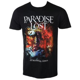 Herren T-Shirt Metal Paradise Lost - DRACONIAN TIMES - PLASTIC HEAD, PLASTIC HEAD, Paradise Lost