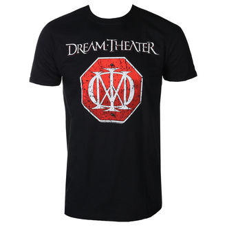 Herren T-Shirt Metal Dream Theater - RED LOGO - PLASTIC HEAD, PLASTIC HEAD, Dream Theater