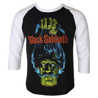 Herren T-Shirt Metal Black Sabbath - HEAD - KUNSTSTOFF HEAD, PLASTIC HEAD, Black Sabbath