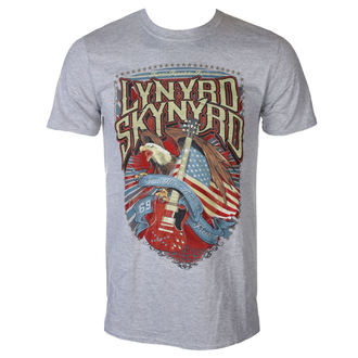 Herren T-Shirt Metal Lynyrd Skynyrd - SWEET HOME ALABAMA - PLASTIC HEAD - RTLS0131