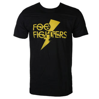 Herren T-Shirt Metal Foo Fighters - LIGHTNING STRIKE - PLASTIC HEAD, PLASTIC HEAD, Foo Fighters