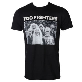 Herren T-Shirt Metal Foo Fighters - OLD BAND - PLASTIC HEAD, PLASTIC HEAD, Foo Fighters