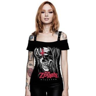Damen T-Shirt Rob Zombie - Rob Zombie - KILLSTAR, KILLSTAR, Rob Zombie