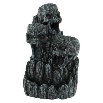 Weihrauchhalter Skull Backflow Incense Tower, NNM