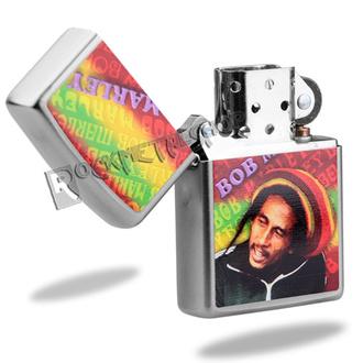 Feuerzeug ZIPPO - BOB MARLEY - NEIN. 1, ZIPPO, Bob Marley